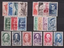 France. Timbres De 1949. - Verzamelingen