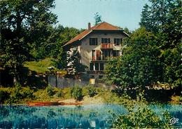 LAC SAINT POINT - OYE ET PALLET - Hôtel Des Sapins Et Du Lac - Altri Comuni