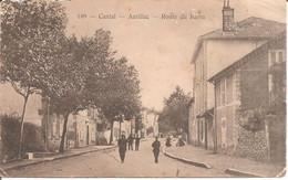 AURILLAC (15) Route Du Barra En 1904 - Aurillac