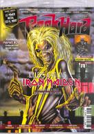 Rock Hard 218 Killers A 40 Ans Iron Maiden L'album Qui A Failli Avoir La Peau Du Groupe - Musique
