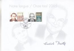 Belgique - Document De 2005 ° - Oblit Rulles - Notre Langue - Van Dale - - Cartas