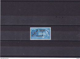 GB 1963 Cable Océanique  Yvert 381A PHOSPHORE NEUF** MNH Cote : 27,50 Euros - Neufs