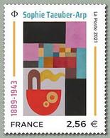 France 2021 - Sophie Taeuber-Arp ** - Nuevos