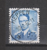 COB 926 Centraal Gestempeld Sterstempel Cachet étoile HEPPEN - 1953-1972 Glasses