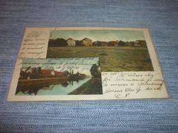 Carte Postale  Allemagne Basse Saxe Gruss Aus Augustfehn - Altri