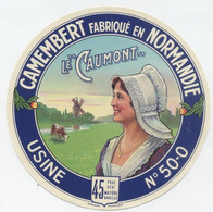 Etiquette Fromage, Pont Hebert - Cheese