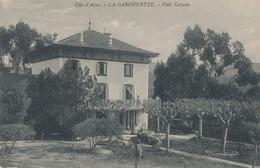 83 // LA GARONNETTE    Vieil Casteou / Vieux Chateau / Bozell Photo - Otros Municipios