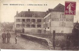 WISSANT - L'Hôtel Des Bains    - ES 2205 - Wissant