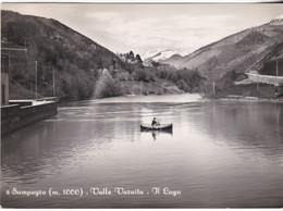 Sameyre - Valle Varaita - Il Lago 1955 - Cuneo