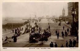 Great Britain - Douglas - Victoria Pier - 1920 - Non Classificati