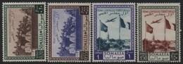 Somalia (AFIS)- 1951 Session-Conseil-Sitzung-Consiglio (Flags-Drapeaux-Fahnen)  ** - Somalië (AFIS)