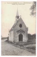 49 - Environs De Saumur - FONTEVRAULT - Chapelle Notre-Dame De Pitié - Voelcker 201 - Saumur