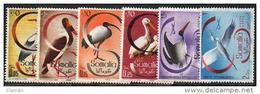 Somalia (AFIS) - 1959 Birds-Oiseaux-Vögel-Uccelli (Casmerodius Albus/Leptiptilos/Ciconia) ** - Somalië (AFIS)