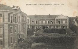 92 ST CLOUD #28135 MAISON DE RETRAITE LELEGARD LAVAL - Saint Cloud