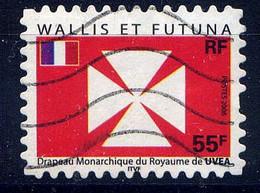 WF - 657° - DRAPEAU MONARCHIQUE DU ROYAUME D'UVEA - Used Stamps