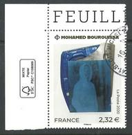 FRANCIA 2020 - Mohamed Bourouissa - Cachet Rond - Gebraucht