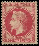 * FRANCE - Poste - 32, Signé Brun Et Calves: 80c. Rose - 1863-1870 Napoleon III With Laurels
