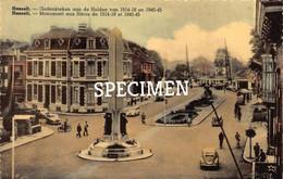 Gedenkteken Aan De Helden Van 1914-18 En 1940-45 @ Hasselt - Hasselt
