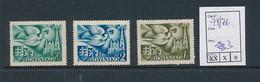 SLOVENSKO YVERT 74/76  LH - Nuovi