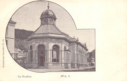 Spa - Le Pouhon - Ed. Rosenbaum Pl. 180 - Spa