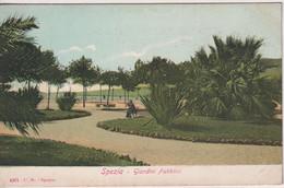 ITALY -  Giardini Pubblici Spezia - La Spezia