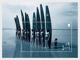 Jersey - Postfris / MNH - Sheet Surfen 2021 - Jersey