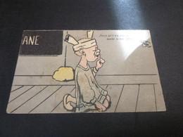 Carte Postale Divers  Illustrateurs Divers Dessin D'humour Enfants Scène De Vie Tout Thème A Voir Carte A Système Etcc.. - Unclassified