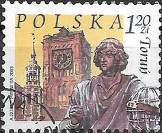 POLAND 2002 Polish Cities - 1z20 - Torun FU - Gebruikt