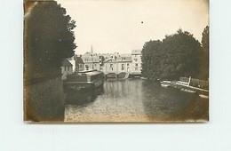 Photo - NOGENT-SUR-SEINE - Les Moulins - Format 11,5 X 8 Cm - Nogent-sur-Seine