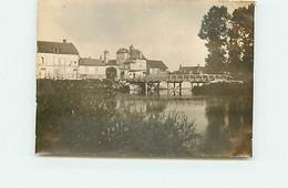 Photo - NOGENT-SUR-SEINE - Pont Vert - Format 11 X 8 Cm - Nogent-sur-Seine