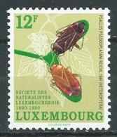 Luxembourg YT N°1197 Société Des Naturalistes Luxembourgeois Neuf ** - Nuevos