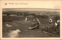 België - Botrange - La Fagne Tourbiere Paysanne - 1920 - Non Classificati