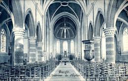 België - Burght - Interieur Eglise Kerk - 1910 - Unclassified