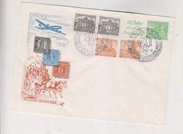 GERMANY BERLIN 1949 Nice Cover - Storia Postale