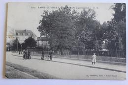 Saint Dizier - Le Jardin Et L'asile Départemental - 1916 - Saint Dizier