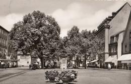 Offenburg - Rathausplatz 1960 - Offenburg