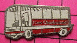 SP16 Pin's Pins / Beau & Rare / THEME : TRANSPORTS / CARS CHARBONNEL - Pompieri