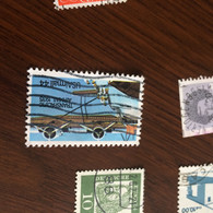 USA AIR MAIL  1 VALORE - America (Other)