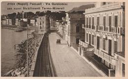 Cartolina - Postcard / Non Viaggiata - Unsent /  Pozzuoli - Via Gerolomini. - Pozzuoli