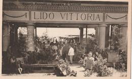 Cartolina - Postcard / Non Viaggiata - Unsent /  Pozzuoli - Spiaggia Di Lucrino, Lido Vittoria - Pozzuoli
