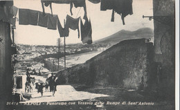 Cartolina - Postcard / Non Viaggiata - Unsent /  Napoli - Rampe Di S. Antonio. - Napoli