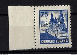 España ** 969 Nuevo Sin Charnela. Cat.120€ - 1931-50 Ungebraucht
