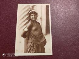 Ancienne Carte Postale  - Filette Arabe - Other