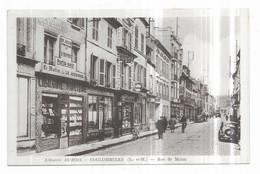 Coulommiers Librairie Dubois Rue De Melun Edit. Dubois Coulommiers - Coulommiers