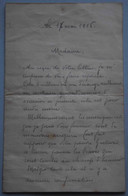 COURRIER POILU, ANNONCE MORT AU COMBAT D'UN CAMARADE A UNE DAME, CHATEAUROUX. 1916, WW1 - Documents Historiques