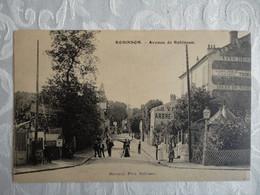 CPA ROBINSON - Avenue De  Robinson - - Other Municipalities