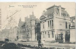 Antwerpen - Anvers - Villas Mercurius Et De Sonne (Avenue Cogels) - Nels Serie25 No 139 - Antwerpen