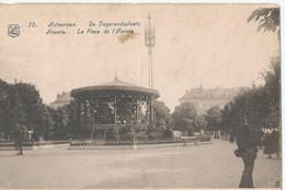 Antwerpen - Anvers - De Dageraadplaats - La Place De L'Aurore - Antwerpen