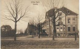 VENLO : Villa Park - RARE CPA - Cachet De La Poste 1914 - Venlo