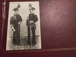 Ancienne Carte Postale  -  Italie - Carabinieri Italiani - Other